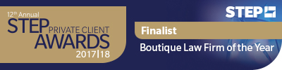 STEP Boutique Law Awards