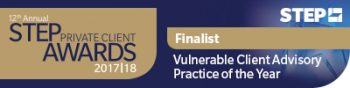 STEP Vulnerable Client Awards