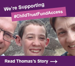 child trust fund access link
