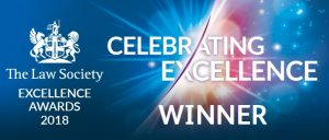 Law Society Excellence Awards 2018